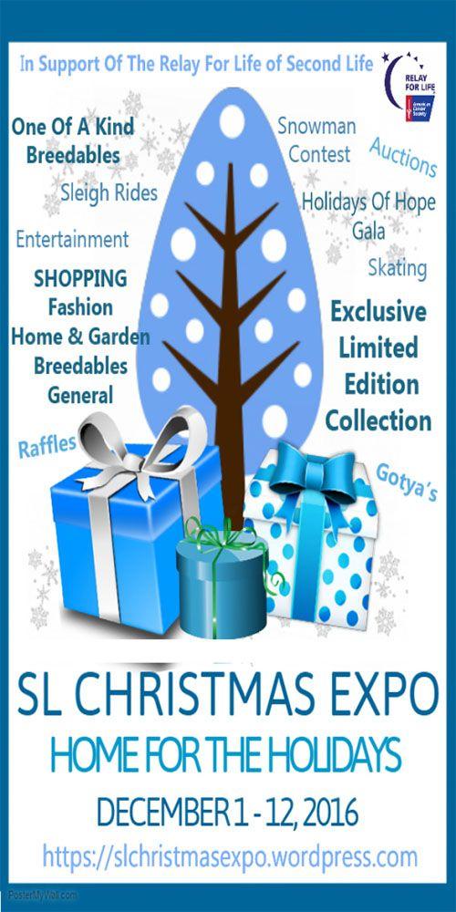SL CHRISTMAS EXPO - RFL Benefit
