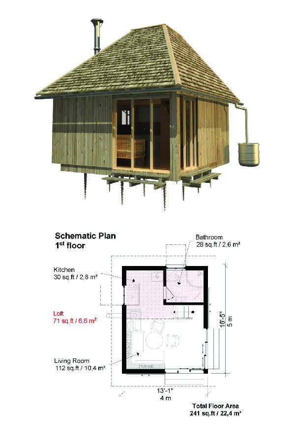 Wood Cabin Plans Aiko Building A Tiny House Tiny House Plans Cabin Plans