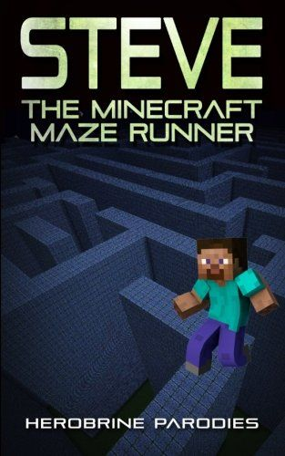 Steve The Minecraft Maze Runner @ niftywarehouse.com
