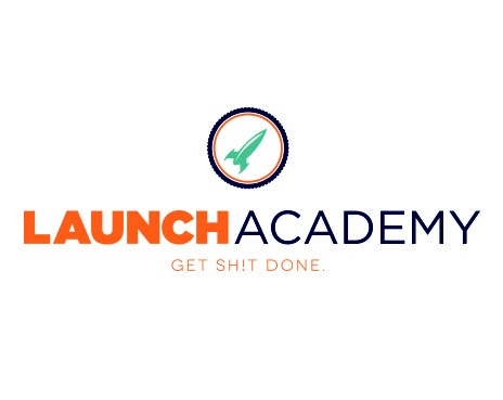 Launch Academy Logo Design