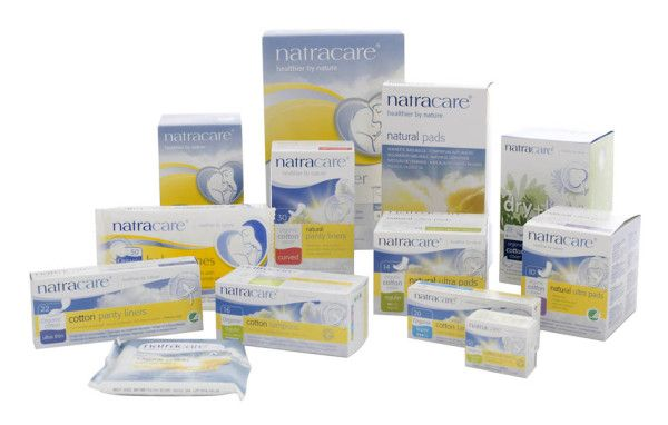 Natracare - do you know what's in YOUR feminine products?