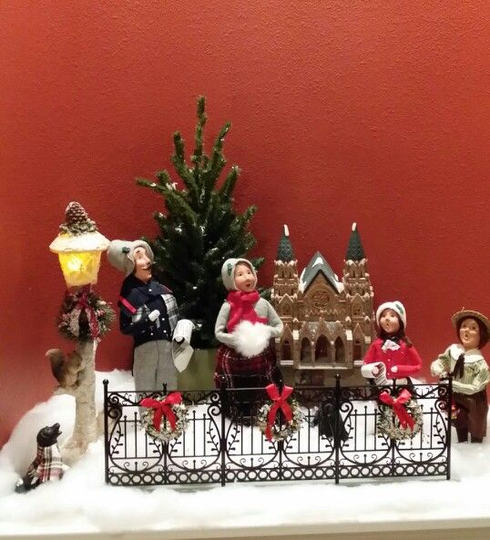 17 Best Images About Byers Choice Carolers On Pinterest: 75 Best Images About ByeRs CaroLeRs On Pinterest