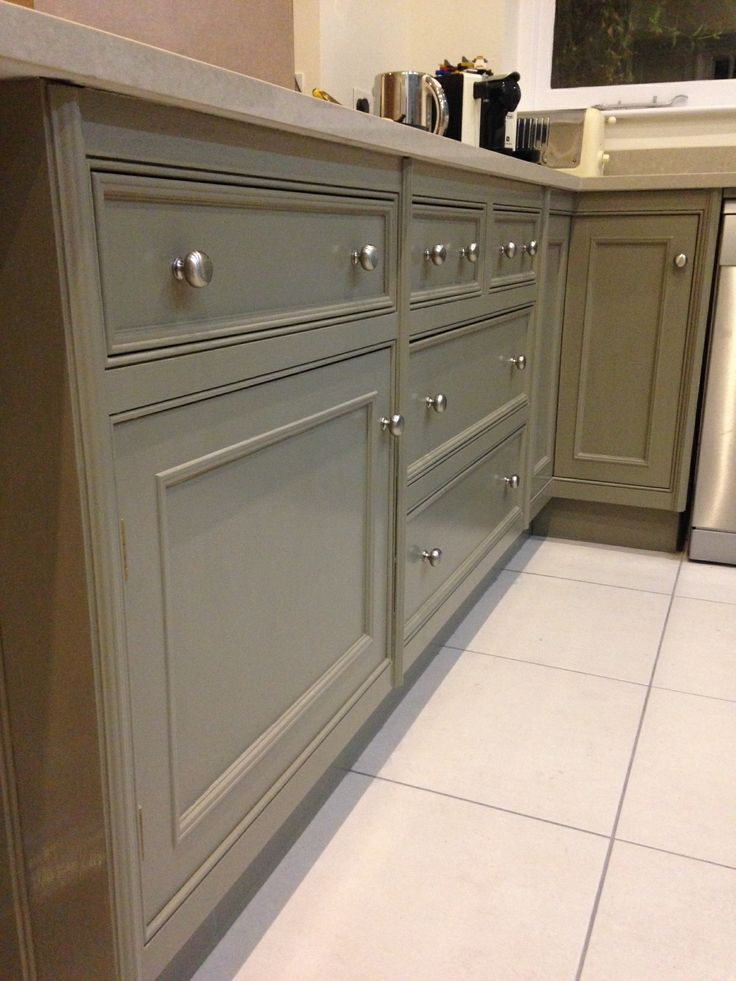 Modern Country Style Case Study Farrow And Ball Mouse S Back