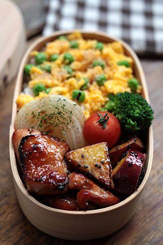 日本人のごはん/お弁当 Japanese meals/Bento. http://daybooklunch.blog.fc2.com/