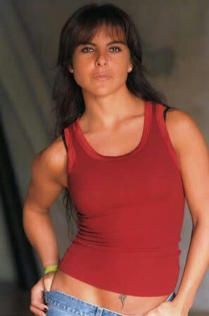 Young Sexy Kate del Castillo