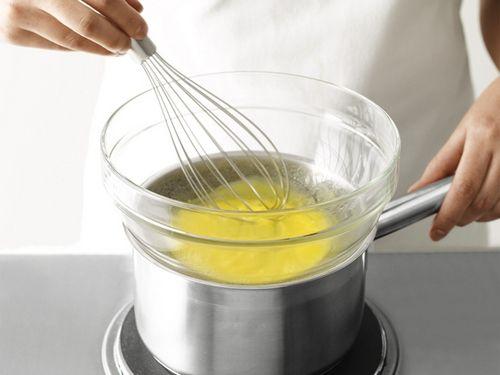 Домашний майонез из пастеризованных яиц