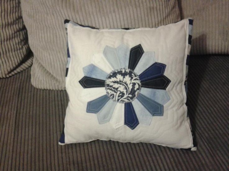 Looking for quilting project inspiration? Check out Pillows for my sister by member MagdalenaB. - via @Craftsy