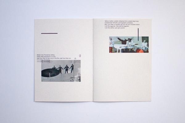 Who was the walrus by Davide Gioacchini, via Behance