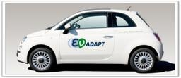 Fiat 500EV sähkö auto