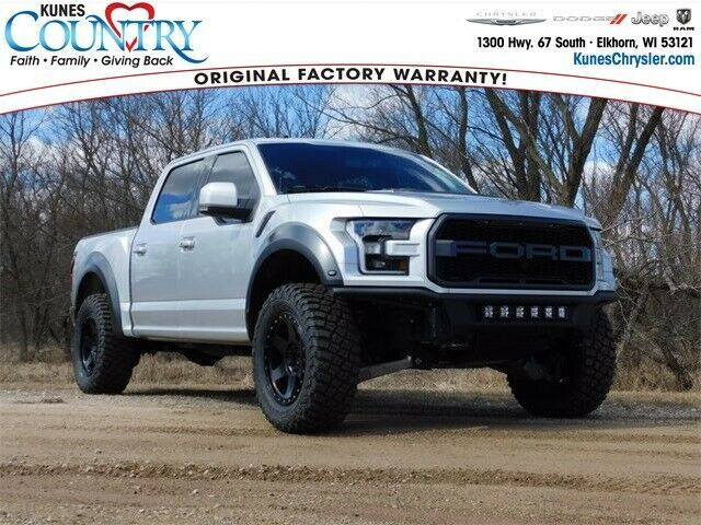 Ebay Advertisement 2018 Ford F 150 Raptor 2018 Ford F 150 Raptor