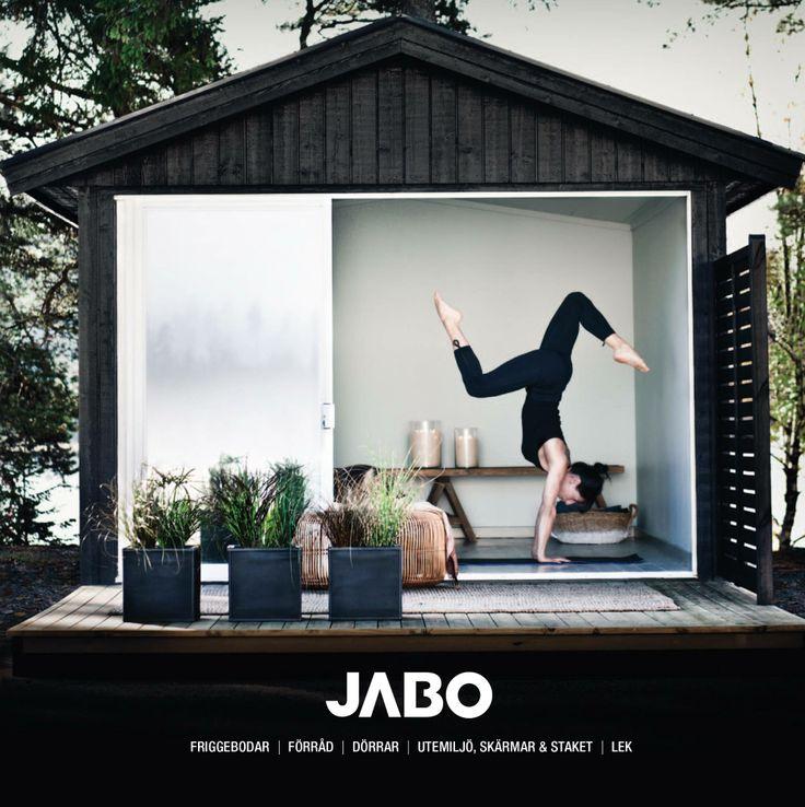 "Oddbirds styling for www.jabo.se - A variety of holiday homes and garages. #yoga #friggebod #garage #sumerhouse ""sommarstuga"
