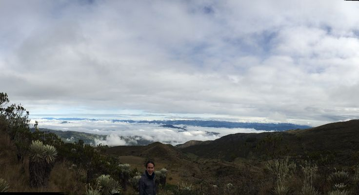 Páramo de Ocetá en Mongui El Páramo más lindo del mundo #panoramica