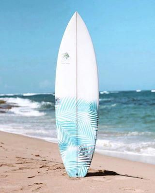 Surfboard graphics printed on rice paper and fiberglass. Surfboard graphics printed on rice paper and fiberglass. Roxy Surf, Surf Mar, Surfboard Painting, Surfboard Art, Surf Design, Surf Table, Surfing Wallpaper, Vw Caravan, Posca Art
