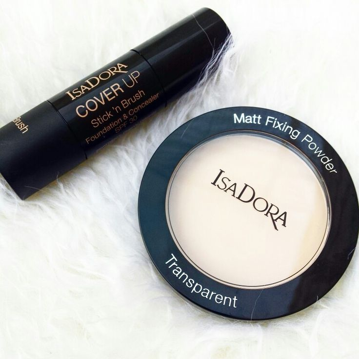 Nuevos productos de maquillaje de Isadora
