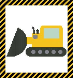 Bulldozer 140x150