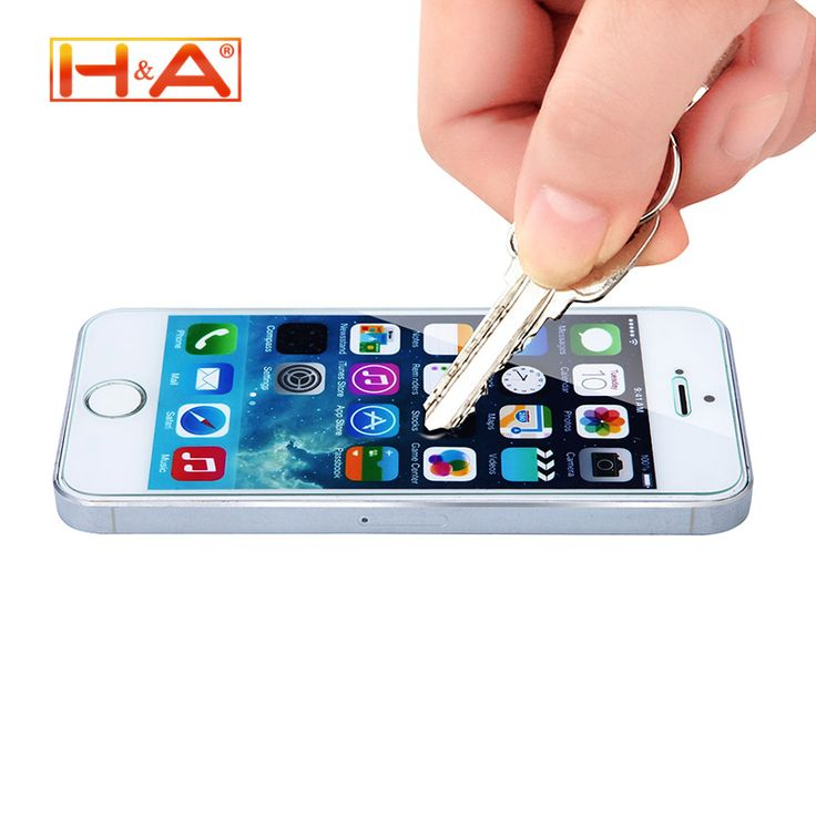 9H Tempered Glass Screen Protector Cases for iPhone 5s iphone 6 PLUS Original capa fundas for Apple iphone 7 case 6S #clothing,#shoes,#jewelry,#women,#men,#hats,#watches,#belts,#fashion,#style