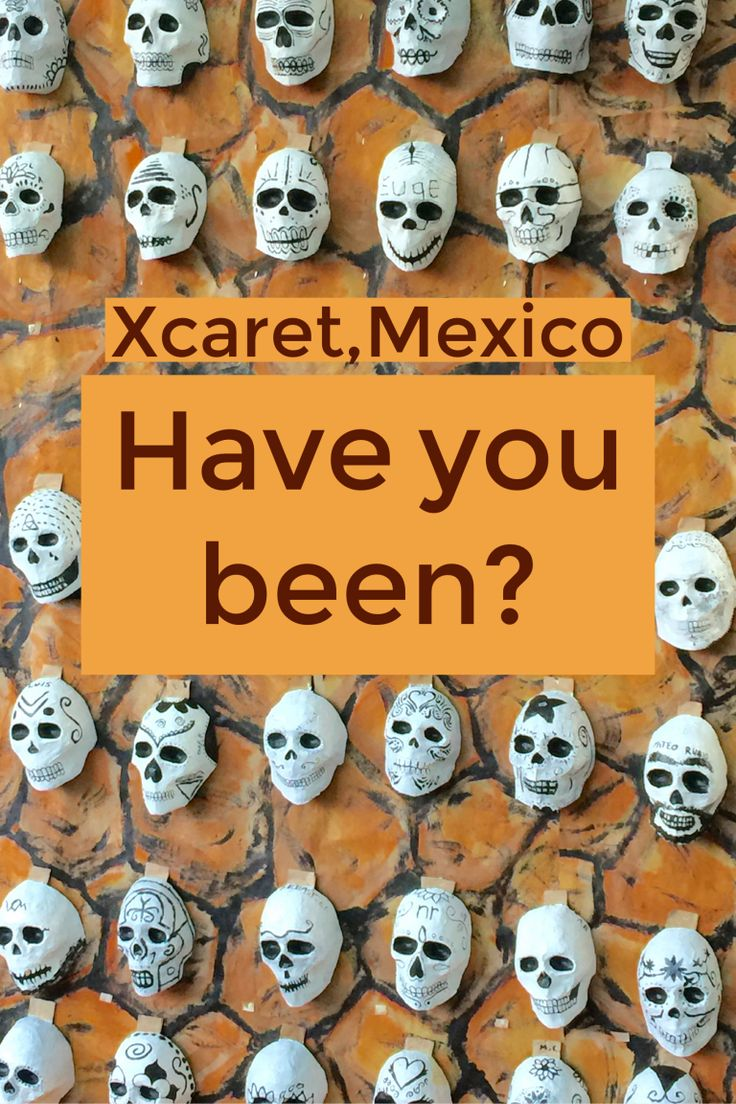 Xcaret, Mexico, Have you been?