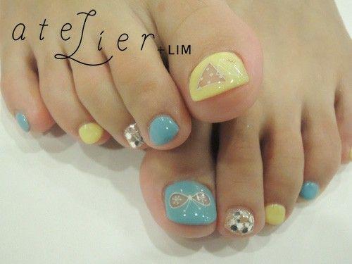 atelier+LIM : foot nail