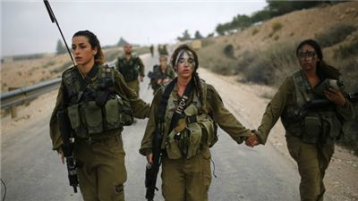 More Arab girls are joining the IDF, not only busting myths of apartheid, but demonstrating standards of equality