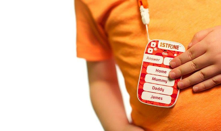 Kids can keep safe with their 1stFone from OwnFone