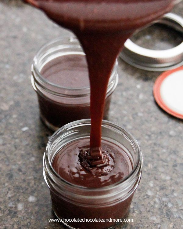 Homemade Chocolate Almond Butter-don't you just want to put your finger in and get a taste?