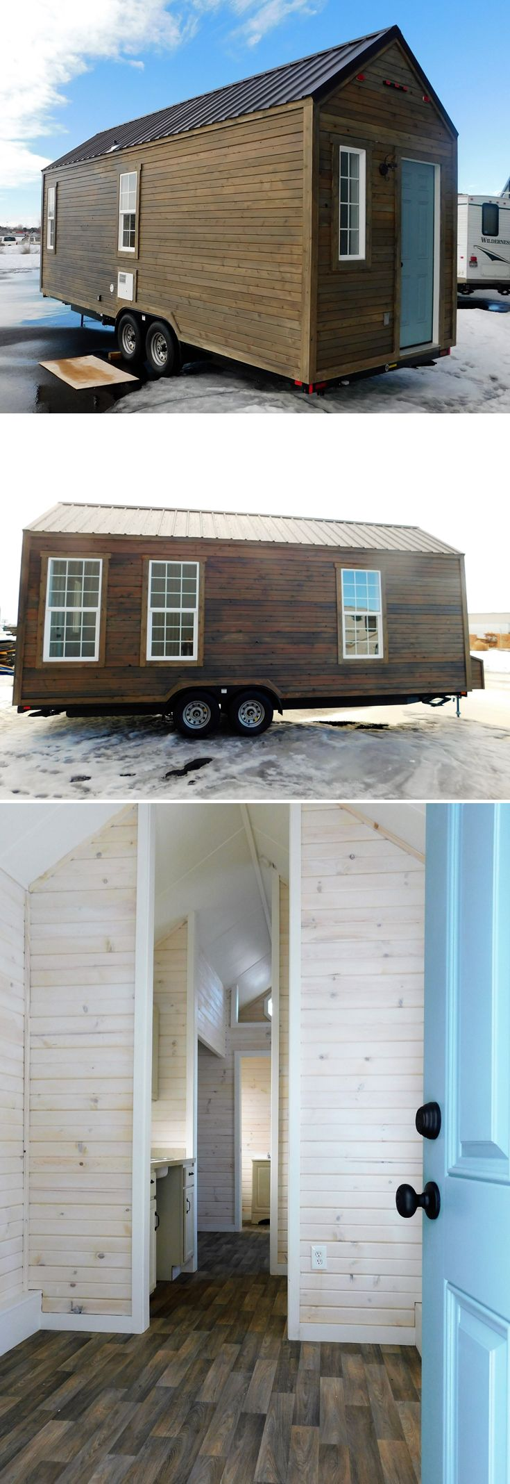 17 best images about tiny house love on pinterest tiny for Tiny house with main floor bedroom