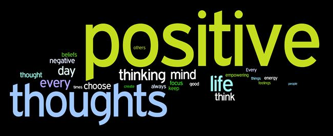 If everyone knew the power of thoughts, we wouldnt think about anything negative ever again.