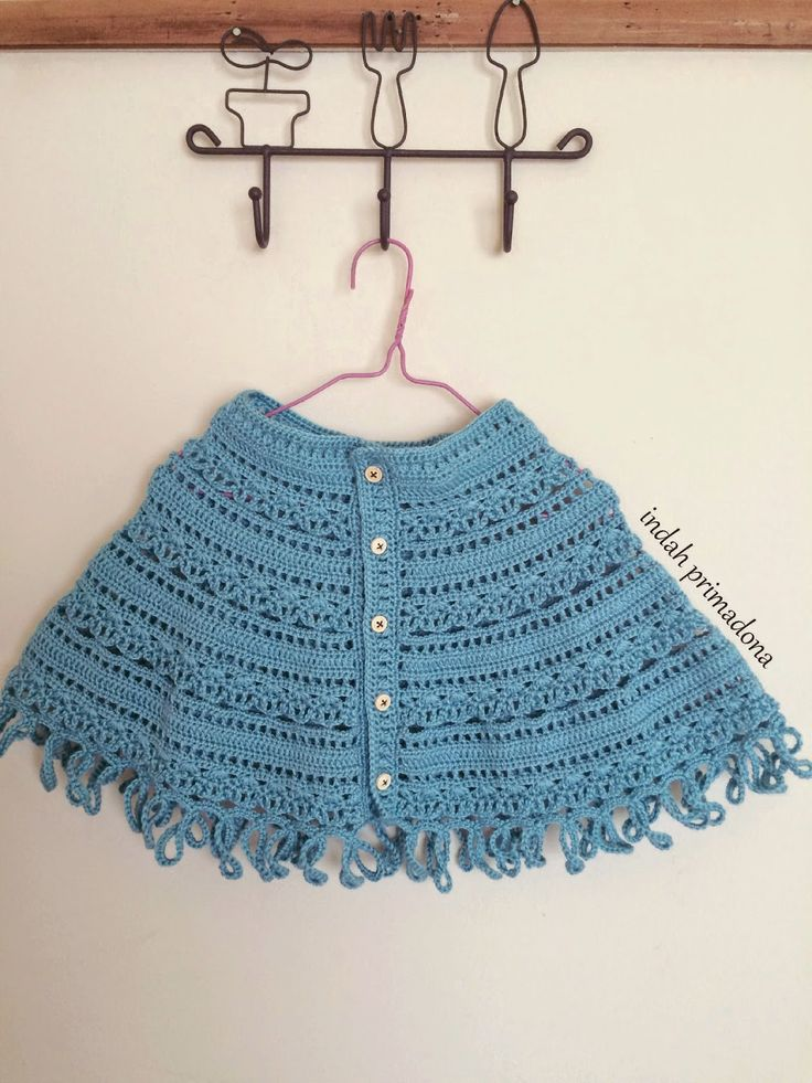 Craftmee: Crochet Cape