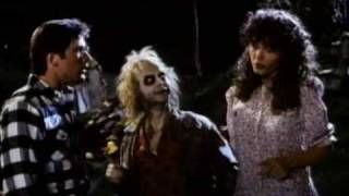 Beetlejuice trailer (1988)
