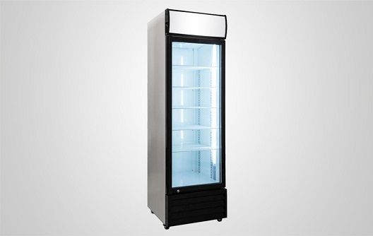 Beverage Cooler Cs 420 Capacity 420 Liters 14 8 Cu Ft Temperature 2 8 C 35 46 F Exterior Wxdxh 610x Beverage Cooler Commercial Glass Doors Cooler