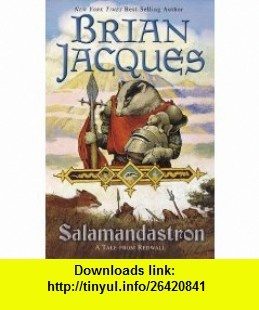 Salamandastron (9780099143611) Brian Jacques , ISBN-10: 0099143615  , ISBN-13: 978-0099143611 , ASIN: B000N34XDO , tutorials , pdf , ebook , torrent , downloads , rapidshare , filesonic , hotfile , megaupload , fileserve