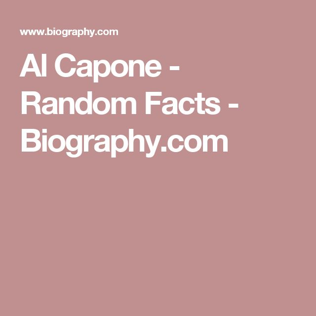 a biography of al capone an american gangster Al capone alphonse gabriel al capone (january 1899 – january was an  american gangster who attained fame during the prohibition era as the co- founder.