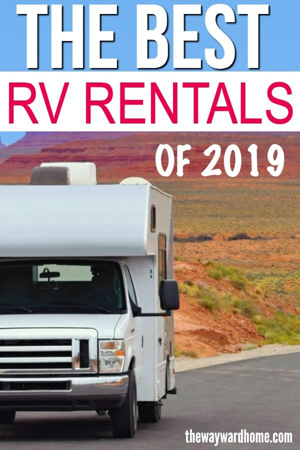RV Rental: The top companies to rent a motorhome in 2019