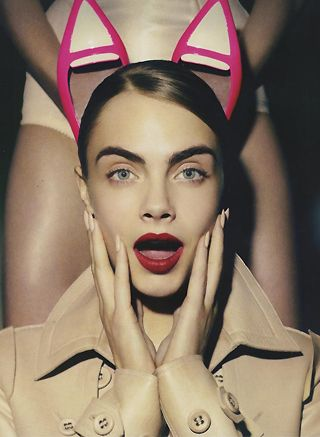 Ooh La LA! The beautiful Cara Delevingne is featured in our MAGSC. follow the link to know more about her, and see a visual gallery of her modeling career
