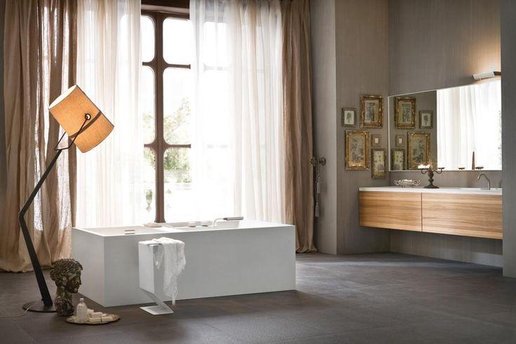 Da locale di servizio a luogo per il benessere del corpo e della mente. Il bagno si è trasformato in una vera e propria SPA domestica