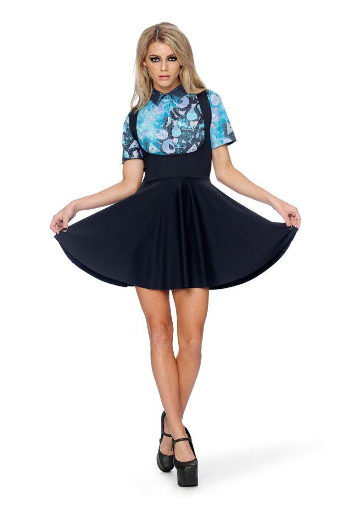 Show Us Ya Tops Underbust Dress - Back in stock 06.07.16