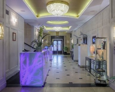DoubleTree by Hilton Hotel London Greenwich, GB - Lobby