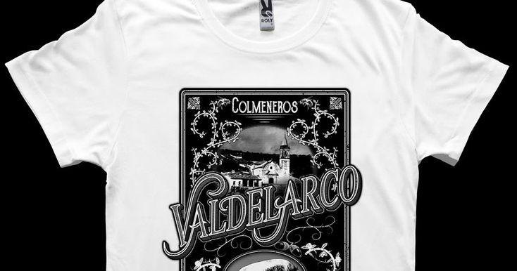 """https://www.facebook.com/JeromitoModa/  Camiseta Valdelarco II """"Colmeneros... Ibéricos con clase"""""""