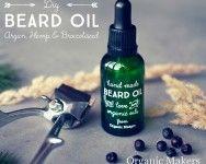 Gör din egen ekologiska skäggolja med Organic Makers recept och ingredienser