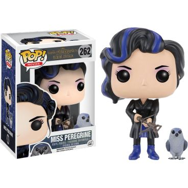 Funko Pop: Miss Peregrine's Home for Peculiar Children - Miss Peregrine & Owl
