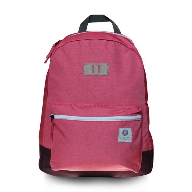 Ridgebake Backpack Blend - Pink & Maroon