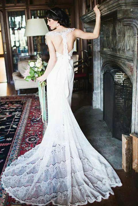 Wooow hermoso vestido
