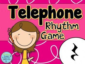 Telephone Rhythms {ta rest}