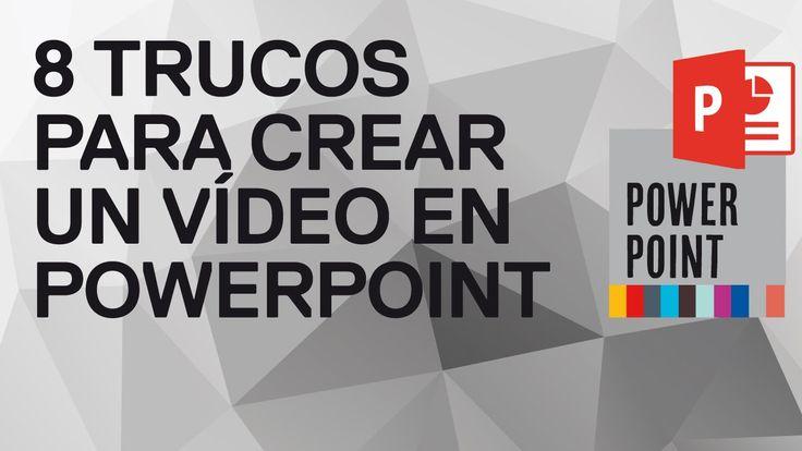 8 trucos para hacer un video en PowerPoint 2010 y 2013