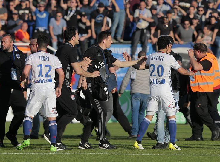 Bastia-OL: que risque le club corse après les incidents de Furiani, déjà nombreux cette saison ?