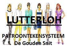 Zelf kleding maken en ontwerpen met het Lutterloh systeem