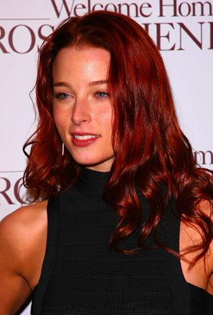 RACHEL NICHOLS red hair - See best of PHOTOS of the actor http://www.wildsound.ca/rachelnichols.html