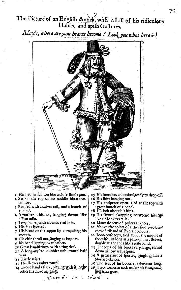 Bl Uk Elizabethan Clothing