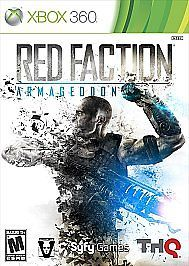 Red Faction: Armageddon (Microsoft Xbox 360, 2011) - DISC ONLY