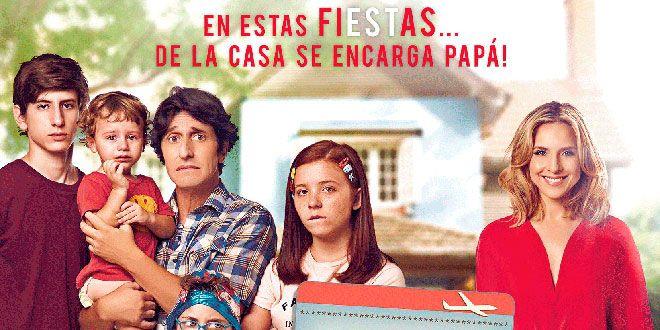 Disfruta de MAMA SE FUE DE VIAJE Película Completa Online!!!